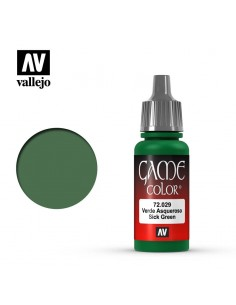 Game Color  72.029 Sick Green