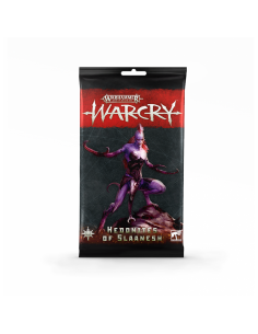 Warcry: Cartes Hedonites of...