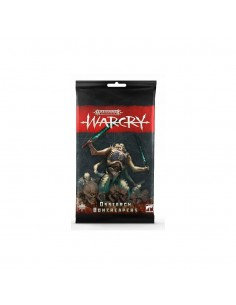 Warcry: Cartes Ossiarch...
