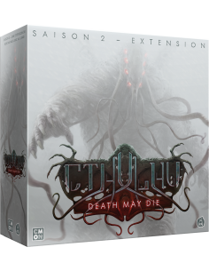 CTHULHU DEATH MAY DIE :...
