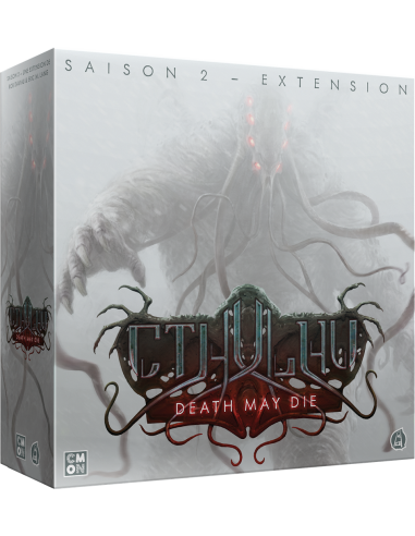 CTHULHU DEATH MAY DIE : SAISON 2 (EXT.)