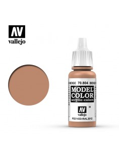 MODELCOLOR  70.804 Beige Red