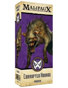 Neverborn: Corrupted Hounds