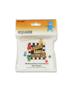 BOARD GAME SLEEVES - SQUARE...