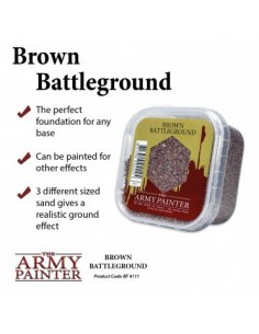 Army Painter- Brown...