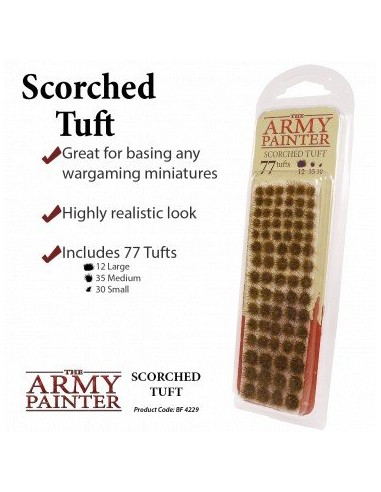 Army Painter - Scorched Tuft