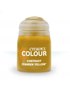 CONTRAST Iyanden Yellow