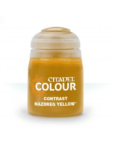 CONTRAST Nazdreg Yellow