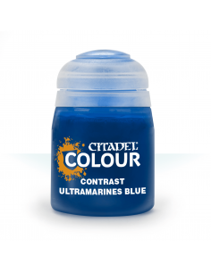 CONTRAST Ultramarines Blue