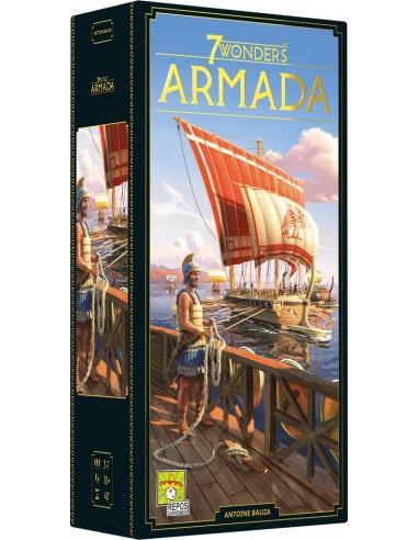 7 Wonders (NOUVELLE ÉDITION) : Armada...