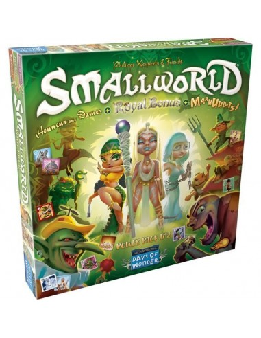 Small World : POWER PACK n°2 (Ext)