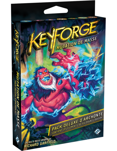 Keyforge - Mutation de Masse - Pack...