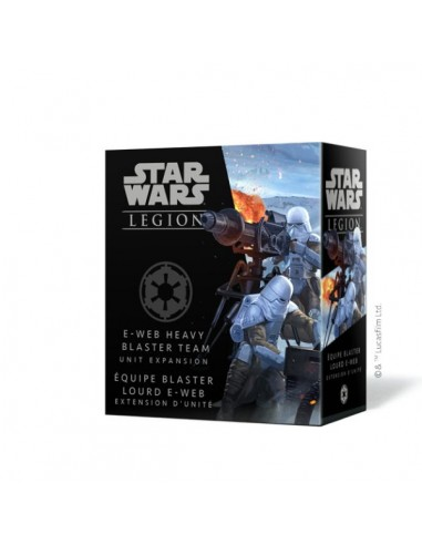 Star Wars : Légion - Équipe Blaster...