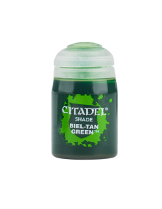SHADE Biel-Tan Green