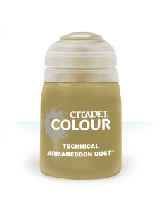 TECHNICAL Armageddon Dust