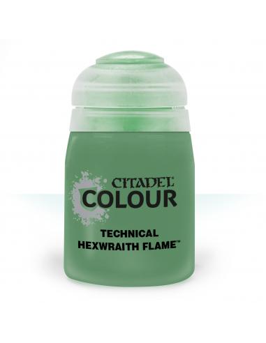 TECHNICAL Hexwraith Flame