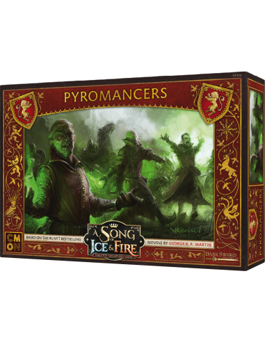 Pyromanciens