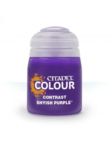 CONTRAST Shyish Purple