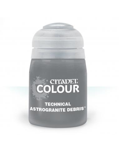 TECHNICAL Astrogranite Debris