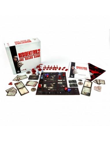 Resident Evil 2: Le jeu de Plateau
