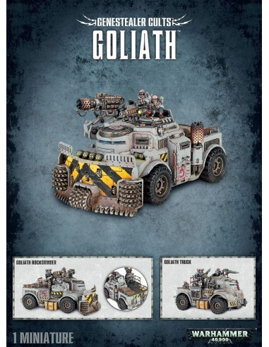 Goliath Rockgrinder