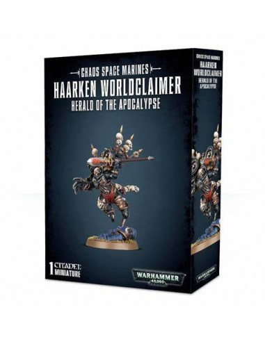 Haarken Worldclaimer, Herald of the...