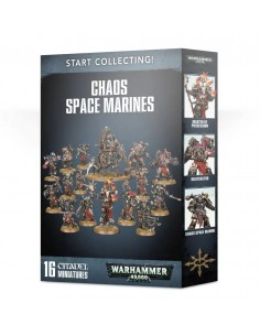 Start Collecting! Chaos...