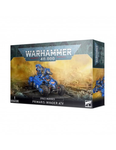 Quad Invader Primaris ATV