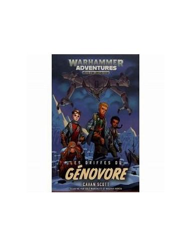 Les Griffes du Génovore: Livre 2...
