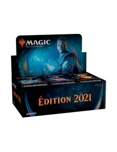 MTG : CORE SET 2021 BOOSTER FR