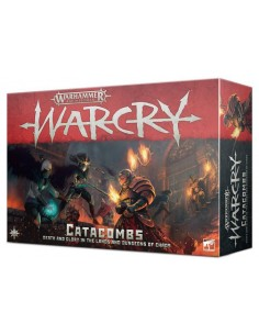 Warcry: Catacombes