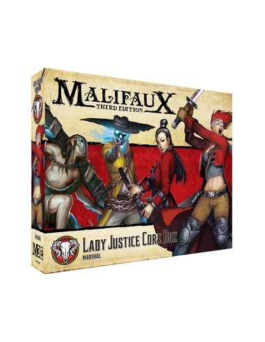 Guild: Lady Justice Core Box