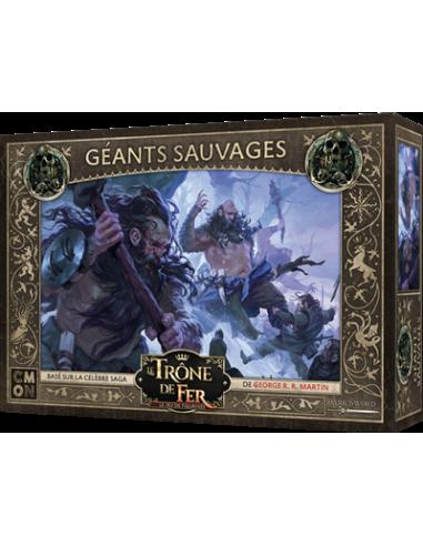 Géants Sauvages