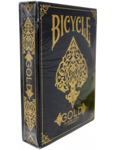 Bicycle Gold Deck by US...