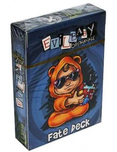 Evil Baby Orphelinat Fate Deck