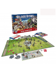 BLOOD BOWL Saison 2