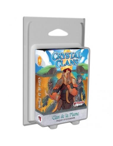 Crystal Clans : Clan de la Plume