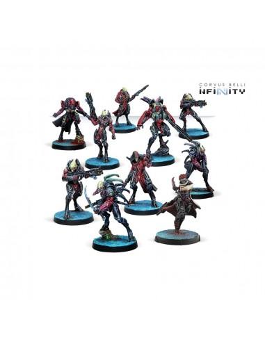 Infinity - Combined Army - Shasvastii...