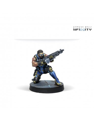 Infinity Code One - O12 Action Pack