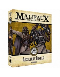 Outcasts - Auxiliary Forces