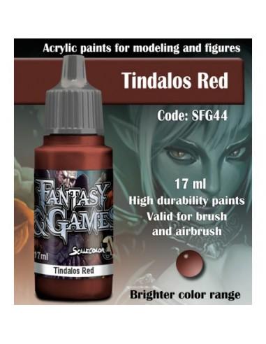 TINDALOS RED