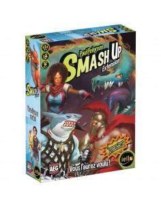 SMASH UP : VOUS L'AUREZ...
