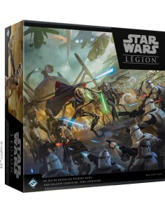 STAR WARS LÉGION : CLONE...