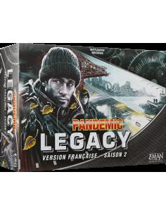 PANDEMIC LEGACY : SAISON 2...