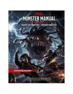 D&D 5 : Manuel des Monstres