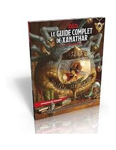 D&D 5 : Xanathar Le Guide...
