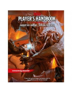 D&D 5 : Player's Handbook
