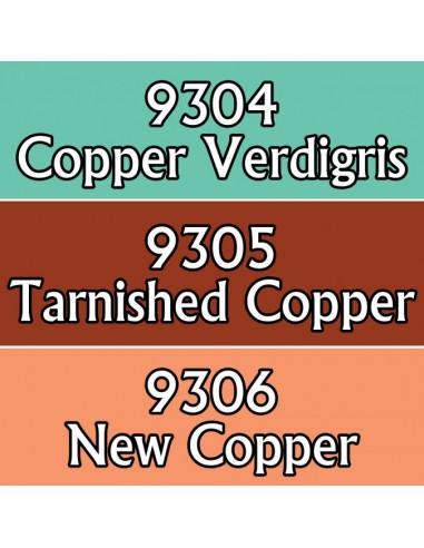 Copper Colors