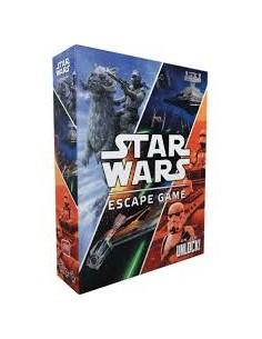 STAR WARS ESCAPE GAME : UN...