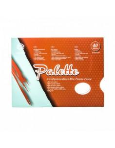 BLOC DE PAPIER PALETTE | 40...